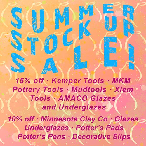 Summer Stock Up Sale